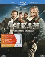 copertina di A-Team - Versione Estesa - Combo Pack (Blu-Ray Disc + DVD)