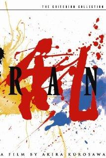 copertina di Ran