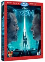 copertina di Tron: Legacy 3D