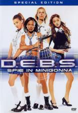 copertina di D.E.B.S. (Debs) - Spie in minigonna