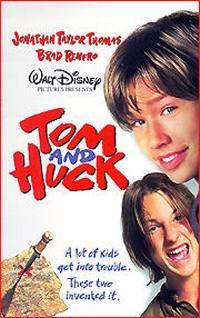 copertina di Avventure di Tom Sawyer e Huck Finn, Le