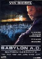 copertina di Babylon A.D. (Disco Singolo)