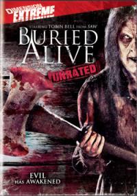 copertina di Buried alive (2007)