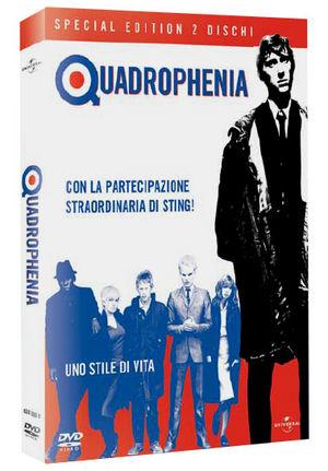copertina di Quadrophenia (Special Edition 2 dischi)