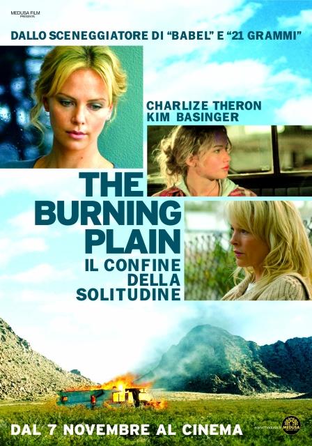 copertina di Burning plain, The - Il confine della solitudine