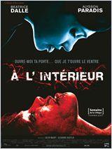 copertina di A L'Interieur