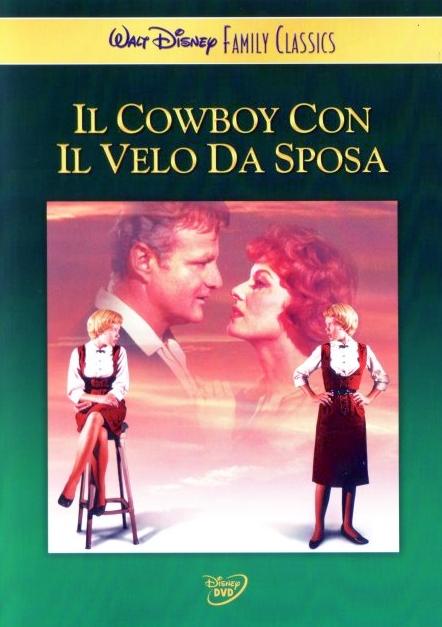 copertina di Cowboy con il velo da sposa, Il