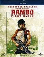 copertina di Rambo - First Blood