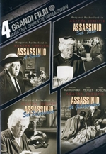 copertina di Agatha Christie Collection (4 DVD)