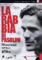 copertina di Rabbia di Pasolini, La