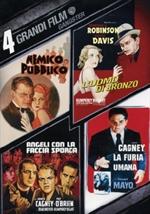 copertina di 4 Grandi Film - Gangster (4 dvd)