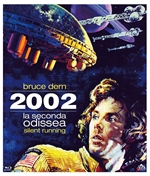 copertina di 2002 - La Seconda Odissea