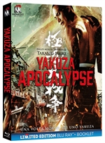 copertina di Yakuza Apocalypse - Limited Edition Blu Ray + Booklet