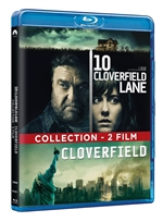 copertina di 10 Cloverfield Lane + Cloverfield (2 Blu-Ray Disc)