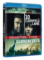copertina di 10 Cloverfield Lane + Cloverfield (2 Blu-Ray Disc)
