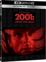 copertina di 2001: Odissea nello Spazio (4K Ultra HD + Blu-Ray Disc)