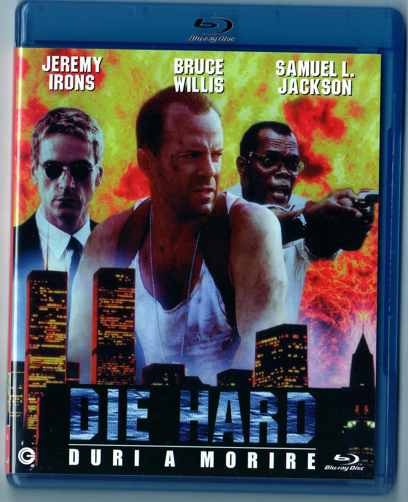 copertina di Die Hard - Duri a morire