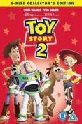 copertina di Toy Story 2 - Woody & Buzz alla riscossa (ed. speciale inglese)