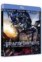 copertina di Transformers - La vendetta del caduto