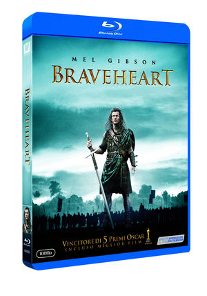 copertina di Braveheart