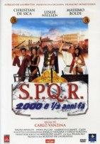 copertina di S.P.Q.R. 2000 E 1/2 anni fa