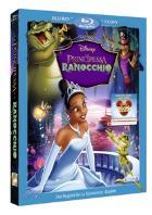 copertina di Principessa e il ranocchio, La