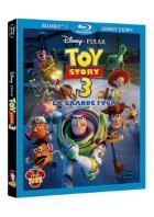 copertina di Toy Story 3 - La grande fuga