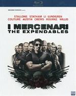 copertina di Mercenari, I - The Expendables