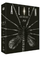 copertina di Alien-Anthology-Limited-Edition-Facehugger