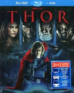 copertina di Thor - Combo pack (Blu-Ray Disc + DVD)