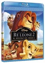 copertina di Re leone 2, Il - Il Regno di Simba