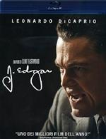 copertina di J. Edgar