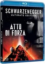 copertina di Atto di forza - Ultimate Rekall Edition (Blu-Ray Disc)