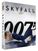 copertina di 007 - Skyfall