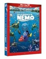 copertina di Alla ricerca di Nemo 3D