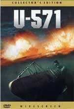 copertina di U-571 (collector's edition)