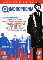 copertina di Quadrophenia - Two disc Special Edition