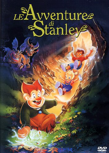 copertina di Avventure di Stanley, Le