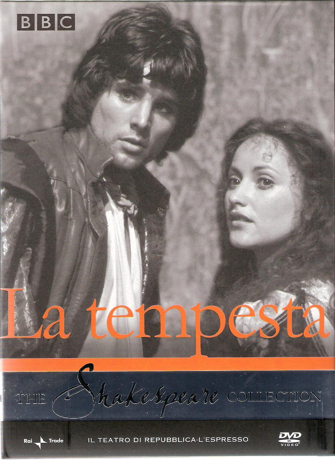 Shakespeare Collection 13, The: La tempesta - HOMEVIDEO