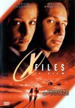 copertina di X-Files - Il film - Edizione speciale