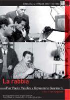 copertina di Rabbia, La (1963)
