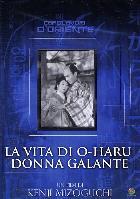copertina di Vita di O-Haru, donna galante, La