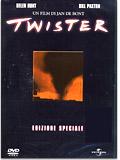 copertina di Twister (ed. speciale)