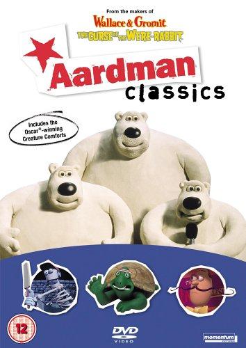 copertina di Aardman Classics