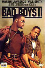 copertina di Bad Boys II - Collector's edition