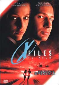 copertina di X Files - Il film