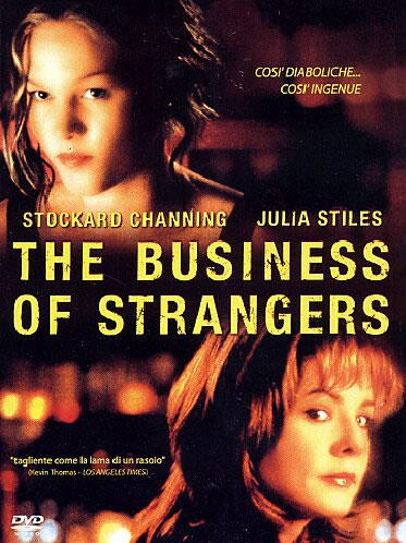 copertina di Business of Strangers, The