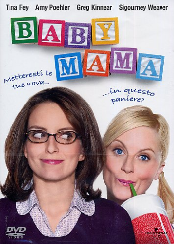copertina di Baby Mama