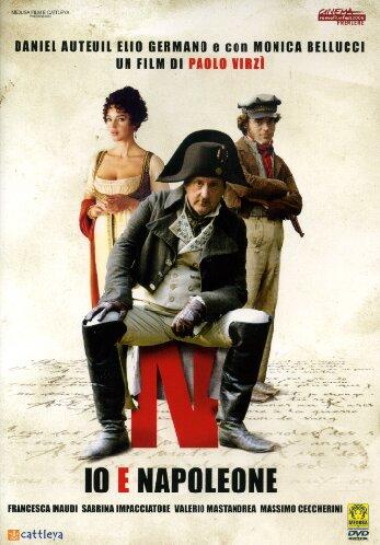 copertina di N. - Io e Napoleone