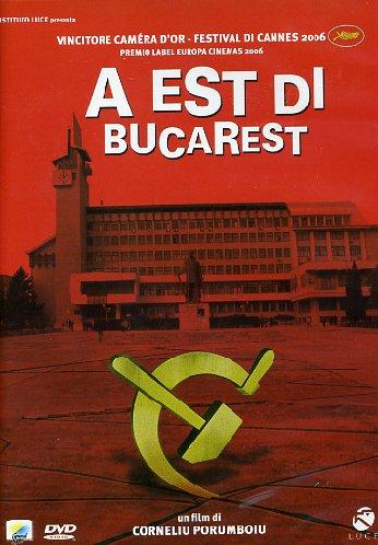 copertina di A Est di Bucarest